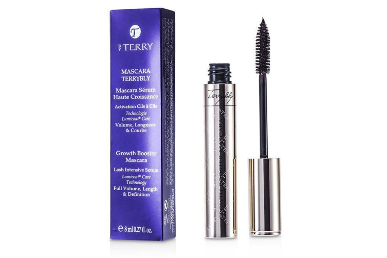 By Terry Mascara Terrybly Growth Booster Mascara - # 2 Moka Brown 8ml