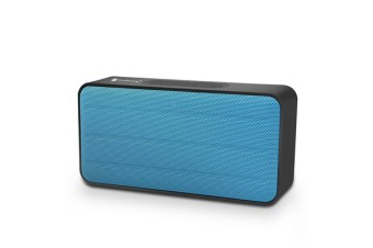 Bluetooth V2.1 Portable Wireless Stereo Speaker Rechargeable Usb Tf Fm Blue