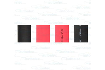 CABLE HEAT SHRINK SMALL SECTIONS FOR PC10-6 PC10-8 PC16-8 LUGS