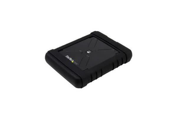 STARTECH Rugged 2.5in Hard Drive Enclosure