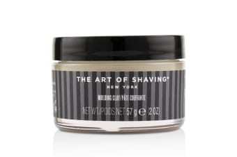 The Art Of Shaving Molding Clay (High Hold  Matte Finish) 57g/2oz