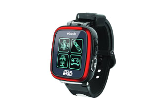 Vtech Star Wars Stormtrooper Camera Watch (Black & Red)