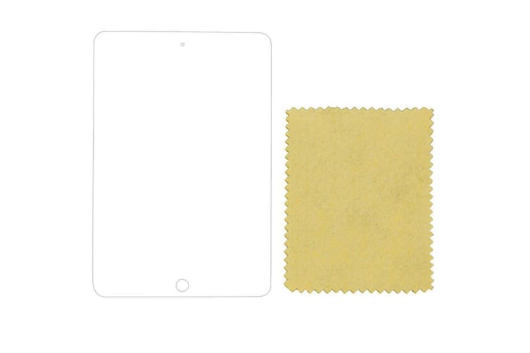 For iPad 2 3 4 Transparent High-Quality PET Plastic Durable Screen Protector