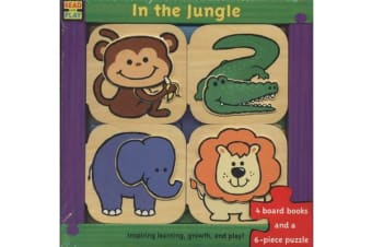 Read and Play - In the Jungle