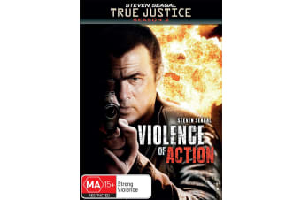 Violence of Action DVD Region 4
