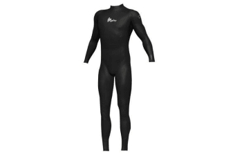 Maddog Men's Superstretch Steamer 3/2mm Wetsuits - (Black) X-Large