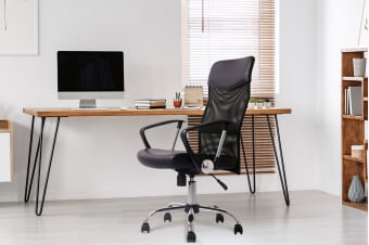 Ergolux Designer High Back Mesh Office Chair