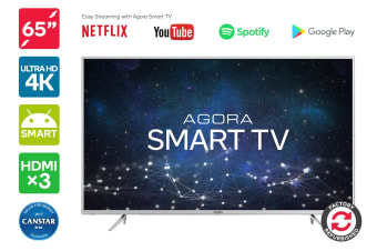 "Refurbished Kogan 65"" Agora 4K Smart LED TV (Ultra HD)"