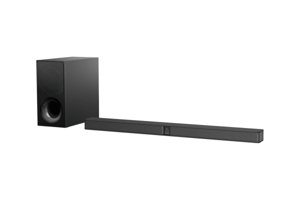 Sony 2.1 Channel Soundbar with Wireless Subwoofer (HTCT290)