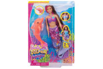 Barbie Dolphin Magic Transforming Mermaid