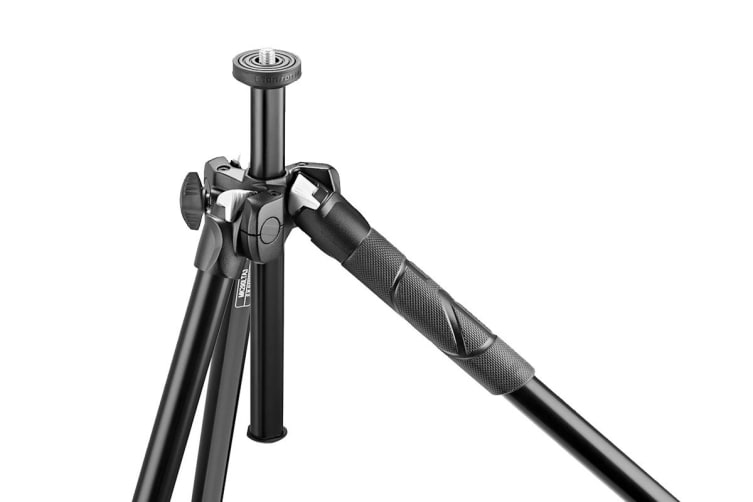 Manfrotto 290 Light Aluminium Tripod with Befree Live Fluid Video Head (MAN-MK290LTA3-V)