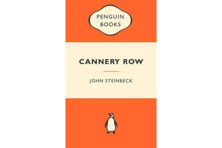 Cannery Row - Popular Penguins