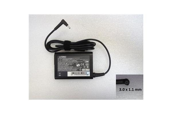 Acer OEM Notebook Power Adapter/Charger, 19V 3.42A 65W (3.0x1.1mm)