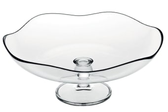 Pasabahce Toscana Footed Service Plate 30cm