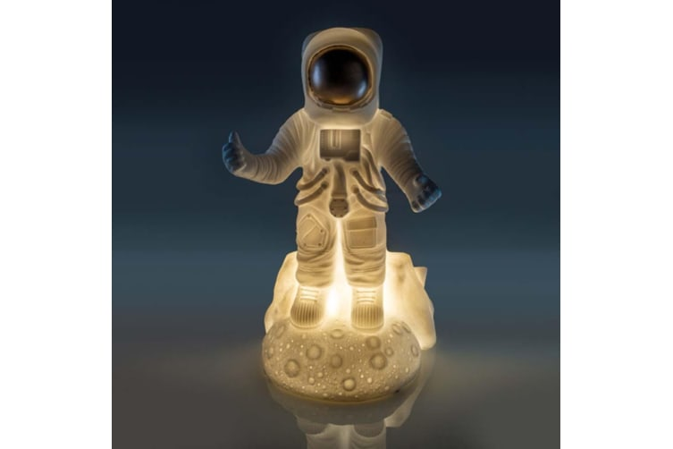 Astronaut On The Moon LED Table Lamp |