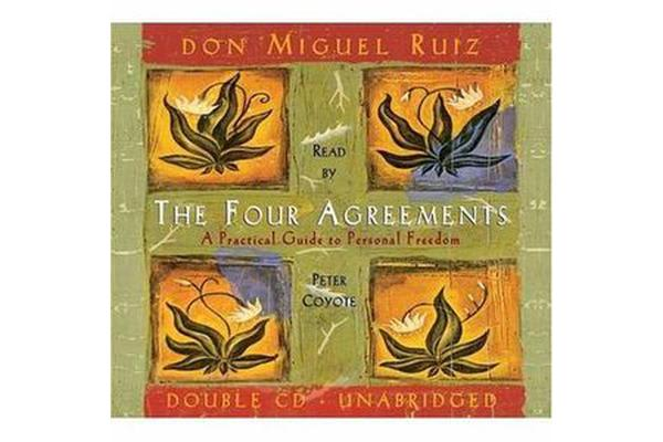 Four Agreements By Don Miguelcoyote Peter Ruiz 9781878424778