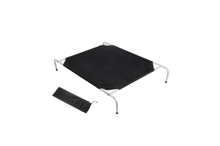 i.Pet Pet Dog Bed Trampoline Cat Puppy Hammock Canvas Cover Heavy Duty Large