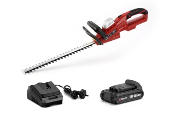 Certa PowerPlus 18V Hedge Trimmer with bonus Lithium Battery and Charger