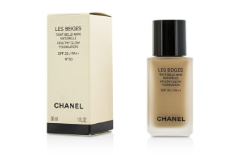 Chanel Les Beiges Healthy Glow Foundation SPF 25 - No. 50 30ml