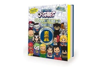 DC Comics - Ooshies Collector's Guide