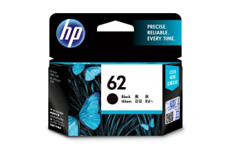 HP 62 Original Black 1 pc(s)