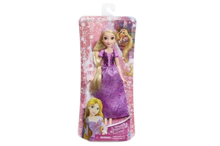 Disney Princess Shimmer Fashion Rapunzel Doll