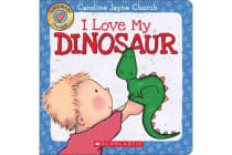 Lovemeez - I Love My Dinosaur
