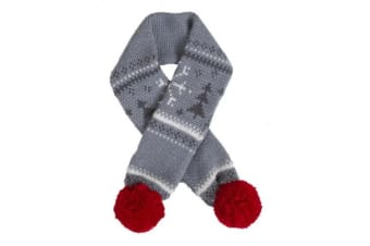 Pet Brands Dog Festive Collection Christmas Scarf (Multicoloured)