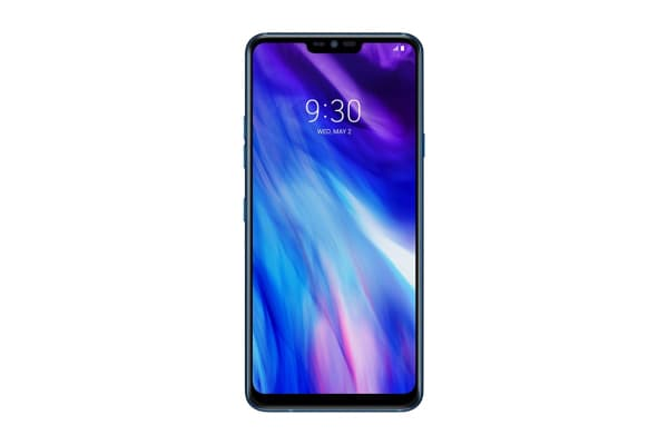 LG G7 ThinQ Dual SIM (64GB, Moroccan Blue)