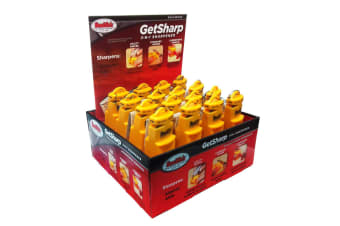 Smith's Get Sharp COUNTER DISPLAY - 16 Pcs