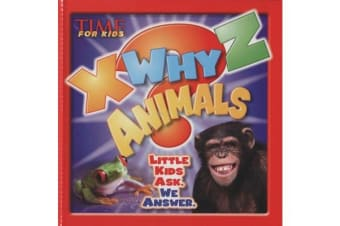 Time for Kids X-Why-Z Animals