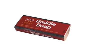 NAF Leather Saddle Soap (Multicoloured) (250g)