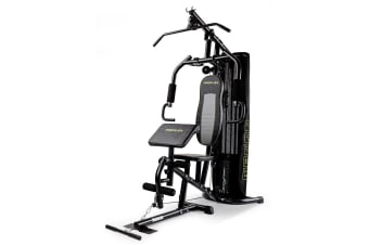 PROFLEX Multi Home Gym Station Bench Press Preacher Cable Machine Back Equipment