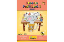 Jolly Phonics Pupil Book 1 (colour edition) - in Print Letters (BE)