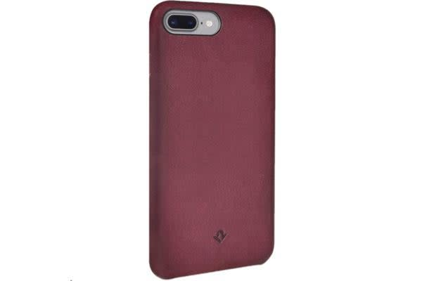 Twelve South Relaxed Leather Case for iPhone 7/6S Plus - Marsala