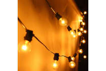 8M Festoon String Light (Round Globe)