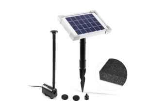 Outdoor Solar Powered Fountain Pump