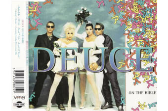 Deuce ‎– On The Bible PRE-OWNED CD: DISC LIKE NEW