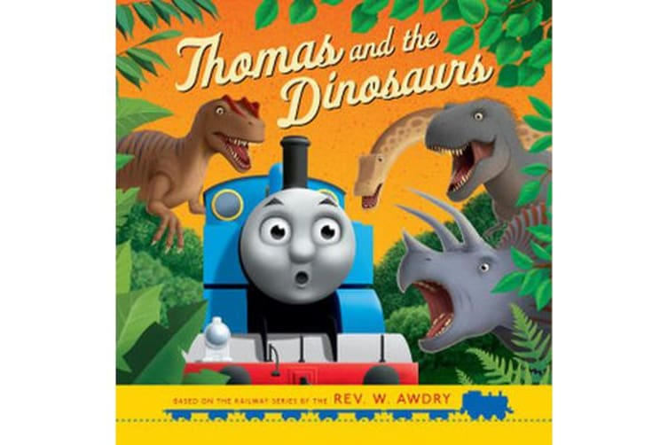 Thomas & Friends - Thomas and the Dinosaurs