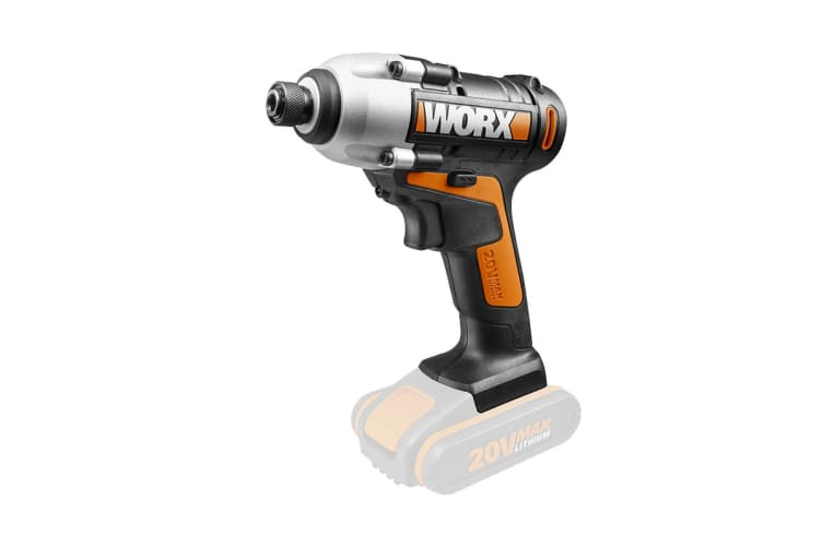 WORX 20V Impact Driver - Skin Only (WX290.9)