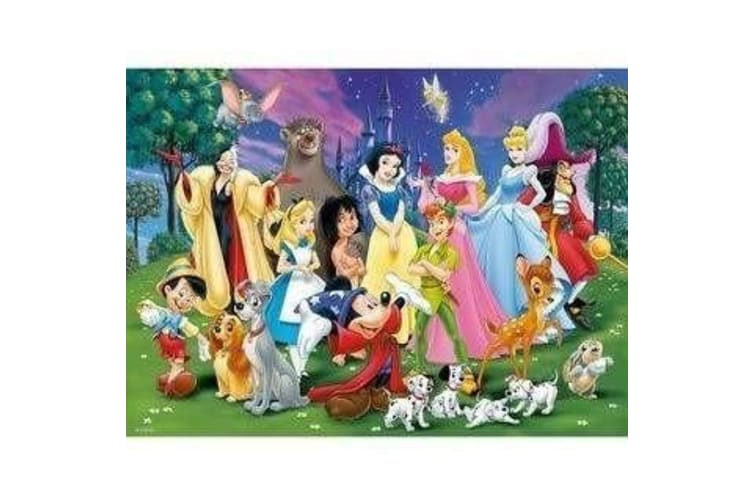 Ravensburger Disney Favourites Puzzle - 200 Piece