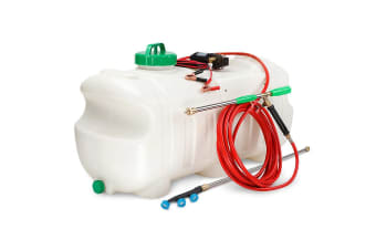 PROTEGE 100L 12V Garden Sprayer Pump Driven ATV Fertilize Water Farm Pesticide