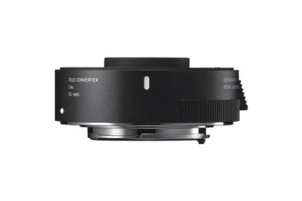 New Sigma TC-1401 1.4x Teleconverter for Canon (FREE DELIVERY + 1 YEAR AU WARRANTY)