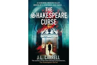 The Shakespeare Curse - Number 2 in series
