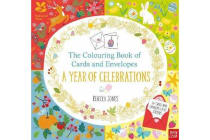 National Trust - The Colouring Book of Cards and Envelopes: A Year of Celebrations