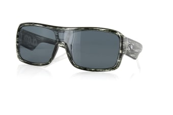 Carve Mojo Black Streak Polarized Mens Sunglasses