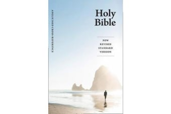 Holy Bible - New Revised Standard Version (NRSV) Anglicized Cross-Reference edition