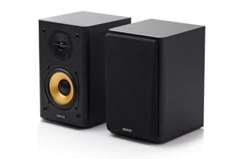Edifier R1000T4 Ultra-Stylish Active Bookself Speaker - Uncompromising Sound