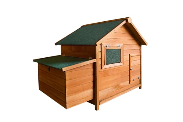 Rabbit Hutch Chicken Coop Cage Guinea Pig House
