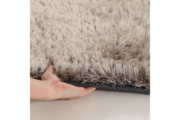 Twilight Shag Rug - Granite 280x190cm